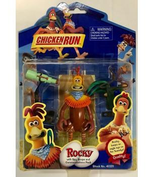 Chicken Run: Rocky Action...
