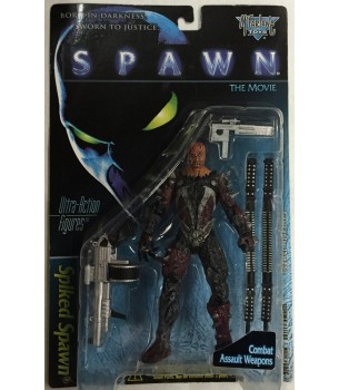 Spawn The Movie: Spiked...