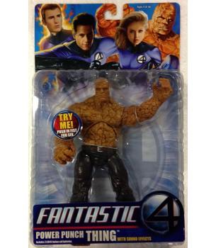 Fantastic Four Movie: Power...