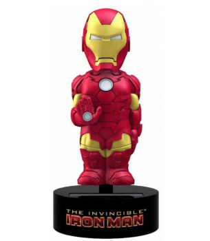 Marvel: Body Knocker Iron...