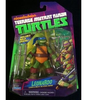 TMNT Turtles 2012: Leonardo