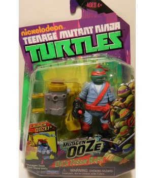 TMNT Turtles 2012: Ooze...