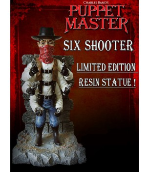Puppet Master: Six Shooter...