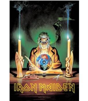 Iron maiden posterflag 7th...