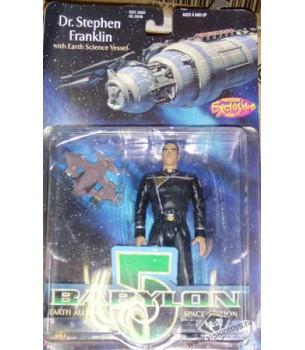 Babylon 5 - Dr. Stephen...