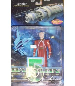 Babylon 5 - Lennier (red)