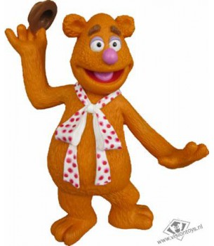 The Muppet Show: Fozzie Statue