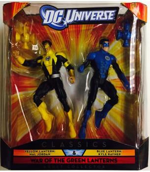 DC Universe: Yellow Lantern...