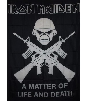 Iron maiden posterflag A...