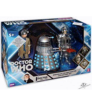 Doctor Who: Enemies of the...