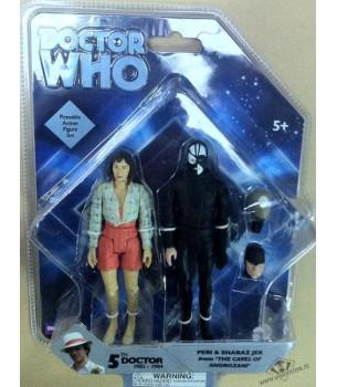 Doctor Who: Peri & Sharaz...
