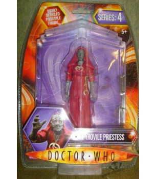 Doctor Who: Pyrovile Priestess