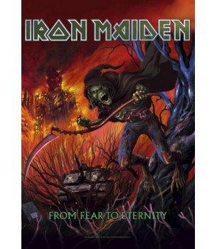 Iron Maiden: From Fear to...