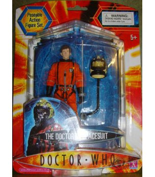 Doctor Who: The Doctor in...