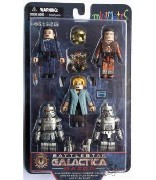Battlestar Galactica Razor:...