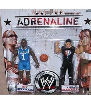 WWE: Adrenaline MVP & Matt...