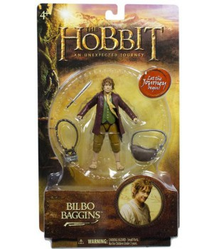 The Hobbit: Bilbo 6 inch...