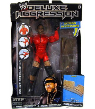 WWE: Deluxe Aggression 24: MVP