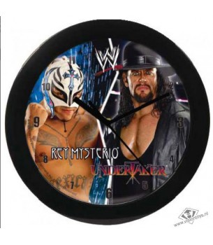 WWE: Undertaker & Rey...