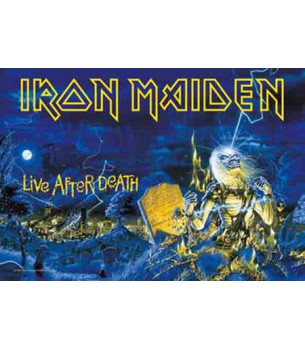 Iron Maiden: Live After...