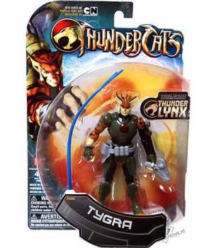 Thundercats 2011: 4 inch Tygra
