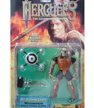 Hercules: Mesomorph Action...
