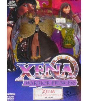 Xena Warrior Princess: Xena...