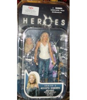 HEROES: Jessica Sanders