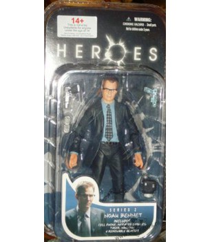 HEROES: Noah Bennet
