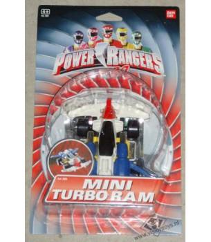 Power Rangers: Turbo - Mini...