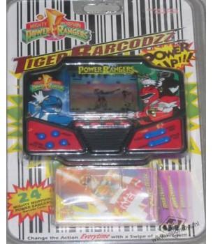 Power Rangers: Barcode LCD...
