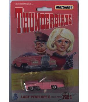 Thunderbirds: Lady...