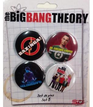 The Big Bang Theory: Button...