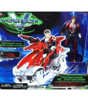 Voltron: Red Stealth Cycle