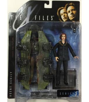 X-Files: Agent Dana Scully...