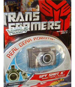 Transformers The Movie: Spy...