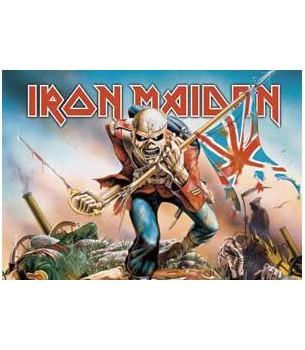 Iron Maiden: The Trooper...