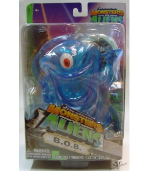 Monsters Vs Aliens: B.O.B