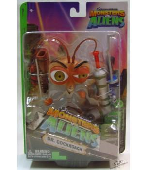Monsters Vs Aliens: Dr....