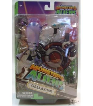 Monsters Vs Aliens: Gallaxhar