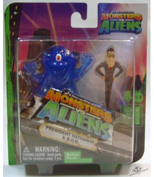 Monsters Vs Aliens:...