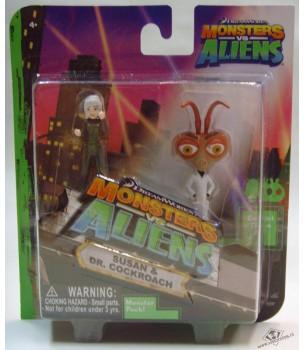 Monsters Vs Aliens: Susan &...
