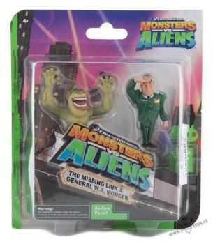 Monsters Vs. Aliens: The...