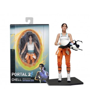 Portal 2: Chell with...