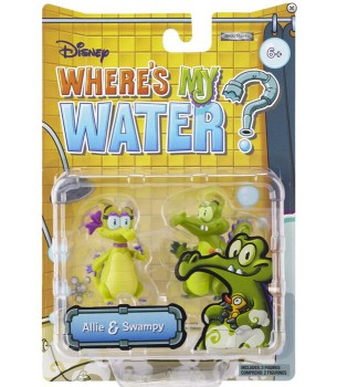 Where's My Water: Allie &...