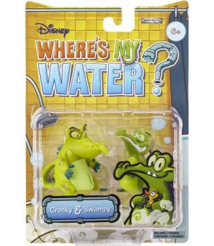 Where's My Water: Cranky &...