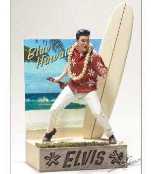 Elvis Blue Hawaii action...