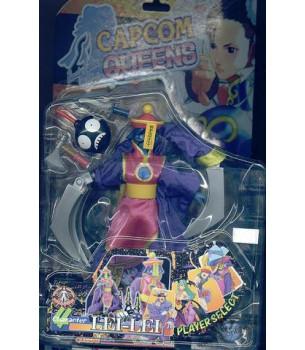 Capcom Queens: Lei-Lei