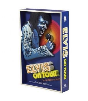 Elvis on Tour 3D Wall Art...