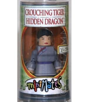 Crouching Tiger Hidden...